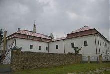 Келейные корпуса доминиканского монастыря в Летичеве