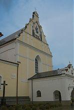 Костел Успения пресвятой Богородицы в Летичеве