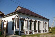 Синагога Авраама Гешель з Апти в Меджибожі