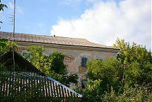 Південний фасад кляштору домініканського ордена в Меджибожі