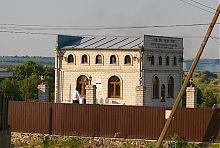 Могила Баал Шем Това в Меджибожі