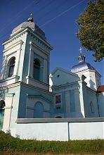 Церковь Иоанна Богослова в Требуховцах