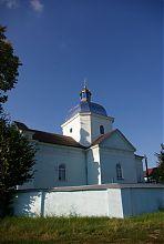 Иоанно-Богословский храм в Требуховцах
