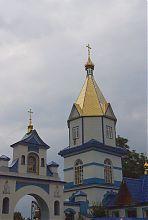 Колокольня собора Рождества Пресвятой Богородицы в Славуте