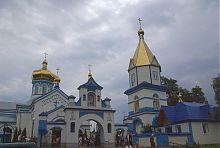 Комплекс церкви Рождества Богородицы в Славуте