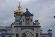 Надвратный корпус Рождественско-Богородичного комплекса в Славуте