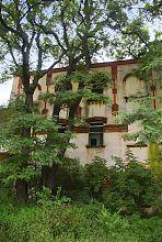 Западный фасад дворца Четвертинских в Стриганах