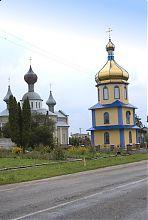Комплекс Покрова Пресвятой Богородицы в Подволочиске