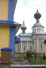 Волочиская Покровская церковь