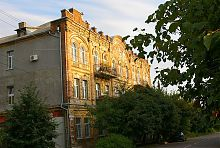 Прибутковий будинок Ланда на Суворовській в Умані