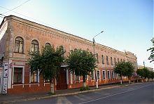 Уманський прибутковий будинок Фрейденберга