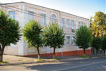 Східне крило Управління праці та соціального захисту Уманський міської ради