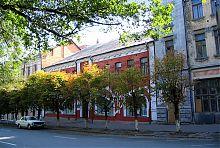 Уманський доходный дом Гринберга