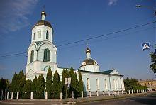 Уманский Свято-Николаевский храм