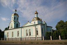 Николаевский собор Умани