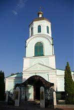 Колокольня Свято-Николаевского собора Умани