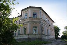 Східний фасад уманського будинку садівників
