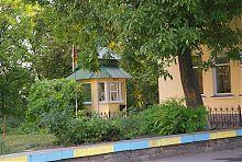 Сторожка  частини МНС України в Умані