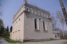 Восточная часть Гусятинской синагоги