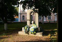 Уманський пам'ятник чорнобильцям