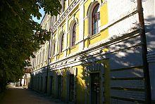 Південний парадний фасад готелю Брістоль