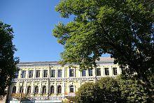 Готель Ольховського в Умані