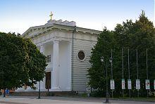 Уманський Успенський костел