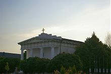 Завершення уманського Успенського костелу