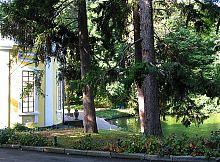 Павільйон Флори в Софіївці. Умань