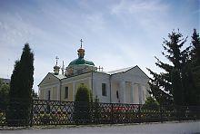 Церковь Рождества пресвятой Богородицы в Хмельнике