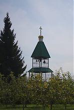 Колокольня церкви Рождества Богородицы в Хмельнике
