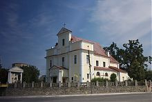Хмельницький костел Іоанна Хрестителя