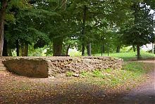Руины Барской крепости