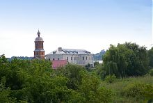 Барський монастирсько-колегіальний комплекс єзуїтів