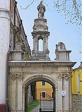 Тріумфальна арка Станіслава Августа кам'янець-подільського кафедрального собору св. Петра і Павла