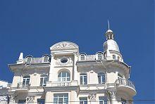 Завершення вінницького готелю Савой