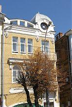 Винницкий отель Ф. Райхера