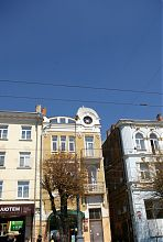 Офисный центр по Соборной 44 в Виннице