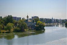 Храм блаженной Ксении в Виннице