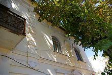 Центральний фасад вінницької садиби полицмейстера Райгнерца
