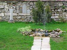 Сад кам'янець-подільського кафедрального собору св. Петра і Павла