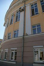 Північний фасад вінницької наукової бібліотеки імені Тімірязєва