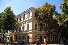 Будівля колишнього Окружного суду Вінниці