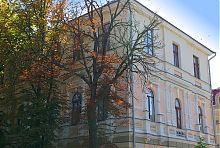 Західний фасад Вінницького міського суду