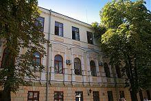 Центральний фасад головної судової будівлі Вінниці