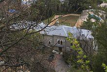 Північний фасад Юсупівського палацу Кореїзу