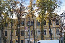 Колишні канцелярія і архів реального училища в Вінниці