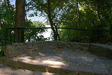 Оглядовий майданчик сходів на Кумбарах в Вінниці