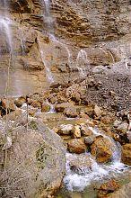 Подножие водопада Учан-Су
