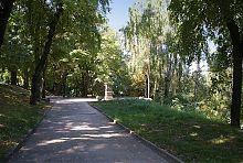Алея пам'яті козаків-захисників в Вінниці